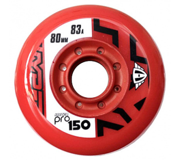 Pro 150 80mm 83A red 4ks