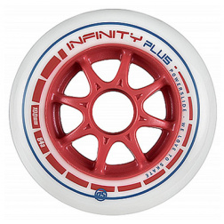 Infinity Plus Red 100mm 84A/70A 4ks