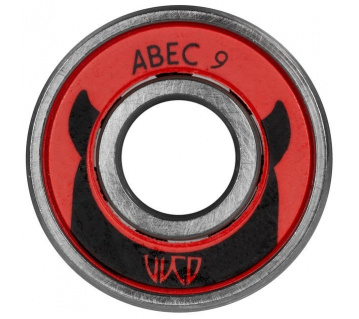 Wicked ABEC 9 Freespin Tube