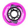 růžová kolečka na inline brusle