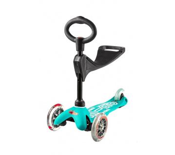 Mini Micro Deluxe 3v1 Aqua