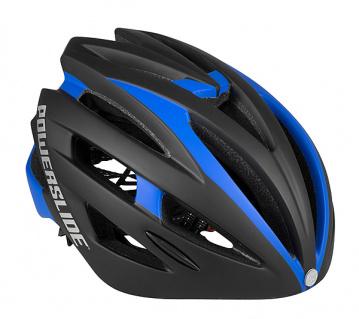 Race Attack modrá helma
