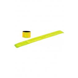 Reflexní páska bez potisku - žlutá