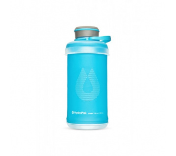 Stash Bottle 750ml Malibu Blue - folding bottle