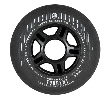 Torrent Rain 90mm 84A/70A 4ks kolečka na mokro