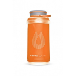 Stash Bottle 1L Mojave Orange - folding bottle