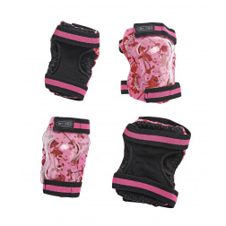Knee and elbows Micro pink