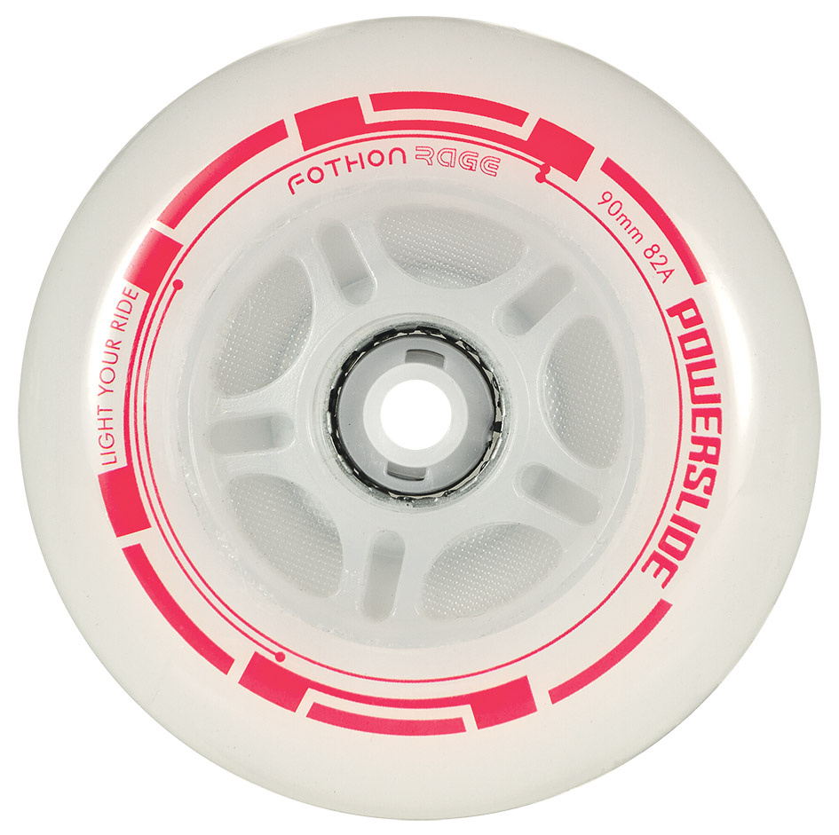 Fothon Emotions Rage 84mm 82A + Spacers