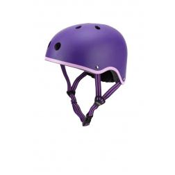 Přilba Micro Purple M (53-57 cm)