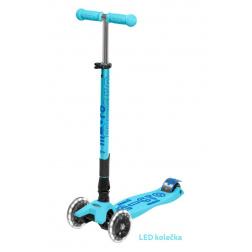 Maxi DeLuxe skládací - bright blue LED