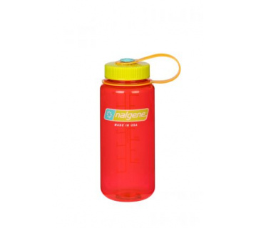 Wide Mouth 1000ml Pomegranate