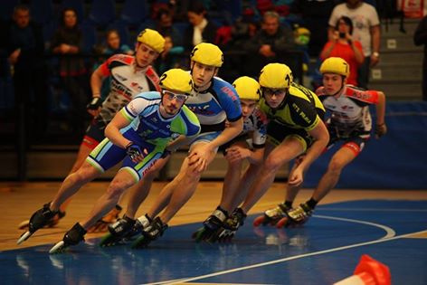 Report - 8. Czech Indoor Inline Open 2016