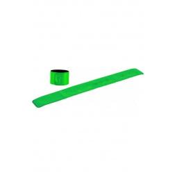 Reflexní páska bez potisku - zelená