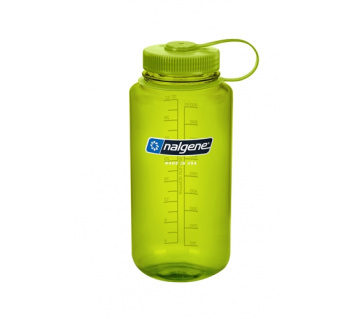 Wide Mouth 1000ml Spring Green