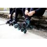 kolečkové brusle speed lace