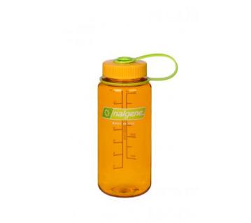 Wide Mouth 1000ml Clementine