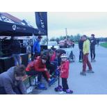 Report - Test bruslí K2 2016 Ladronka