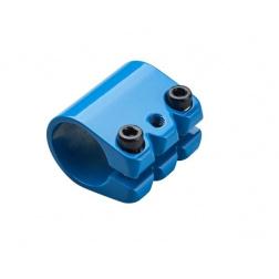 Objímka tubusu řídítek blue - spodní
