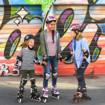 Inline brusle Fila pro sezónu 2019 - Základní rekreační řada soft