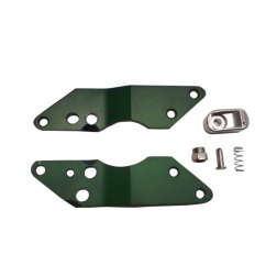 Platle Rocket green set