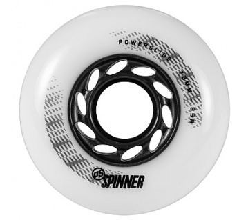 Spinner White 72mm 85A 4ks