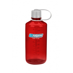 Narrow Mouth 1000ml Outdoor Red