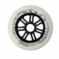 Wheels Set White 110mm 84A 6ks