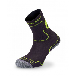 Kids socks black/green