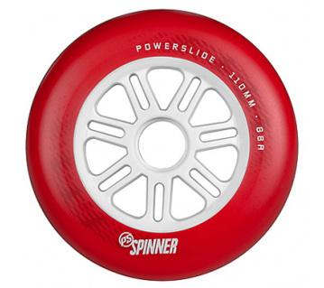 Spinner Red 110mm 88A 1ks