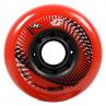 červená freestyle kolečka na inline brusle