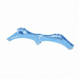 3 BW 3 kolečka 125 mm -blue