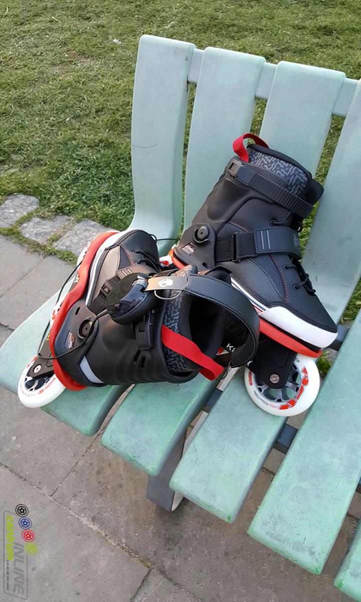 threewheel aggressive inline skates