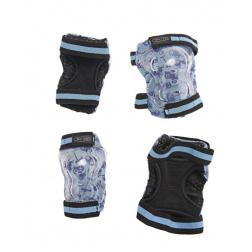 Chrániče kolen a loktů Blue M