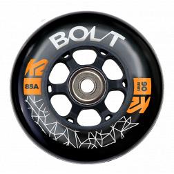 Bolt 90mm 85A 8ks + ložiska ILQ 9 + alu spacery 6mm