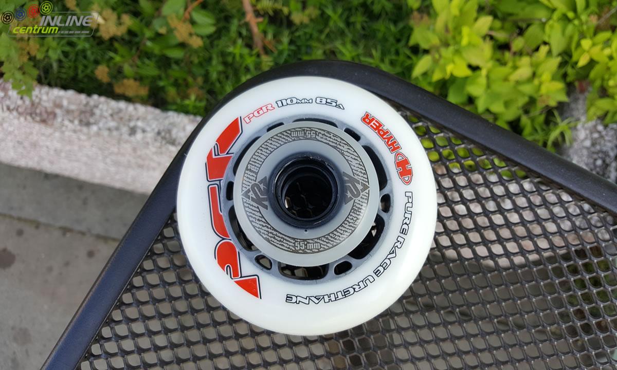 kolečka na inline brusle, big wheel vs aggressive wheel