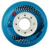 modrá inline kolečka