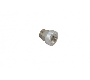 Push Button pro Suspension - silver