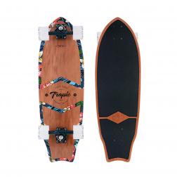 TROPIC T longboard