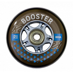 Booster 72mm 80A 8ks + ložiska ILQ 5 + alu spacery 6mm