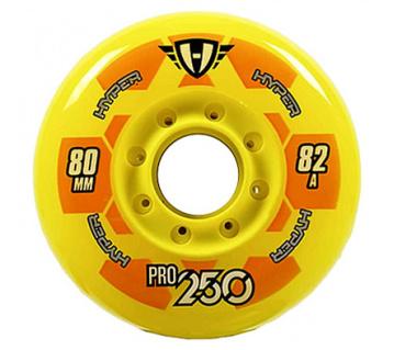 Pro 250 80mm 82A yellow 4ks