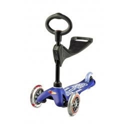 Mini Micro Deluxe 3v1 Blue