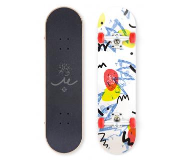 Street skate 31 Wall writer