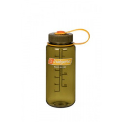 Wide Mouth 1000ml Olive