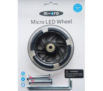 Svítící LED-kolečka 120 mm pro Maxi - 2ks