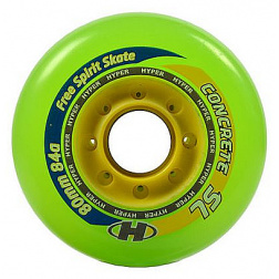 Concrete SL 80mm 84A Trans green 4ks