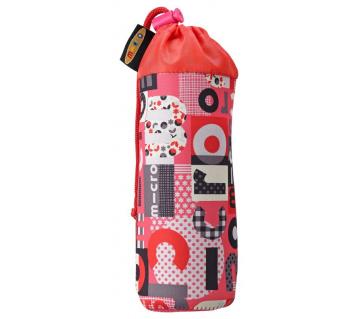 Držák na láhev Micro Word Pink
