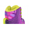 čtyř kolečkové brusle trekové quad fialové