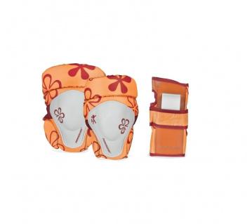 Standard Kids Basic Orange sada chráničů