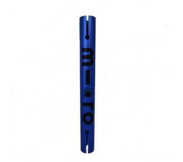 Tubus řídítek - freestyle modrý