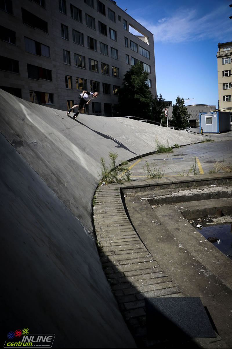 K2 urban inline skates
